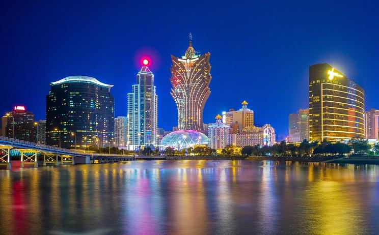 Μακάο, Κίνα