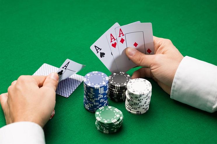 3 Card Πόκερ