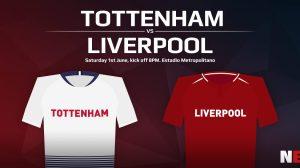 Tottenham vs Liverpool - Champions League Final