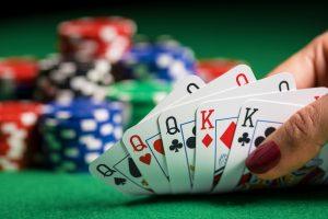 The secret of poker