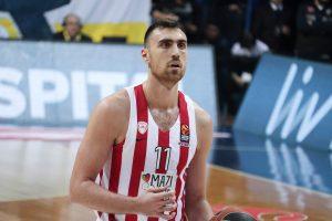 Basketball Image - Olympiacos